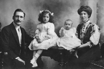 Family Portrait, C1900s-C1910S