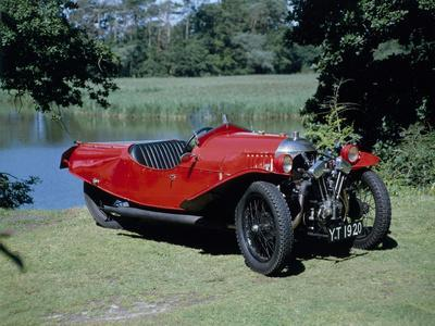 A 1927 Morgan Aero