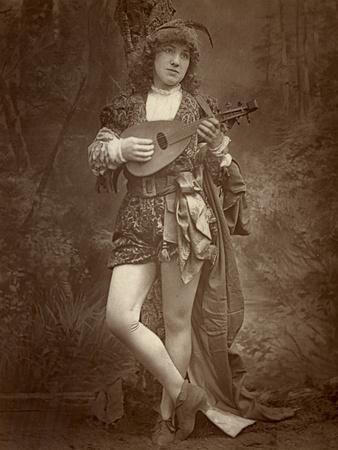 Grace Hawthorne, American Actress, 1888