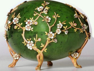 The Apple Blossom Egg, 1901