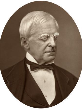 Robert Lowe, Mp, 1878