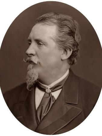 Frederick Goodall, Painter, 1878