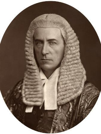 Alfred Henry Thesiger, Lord Justice of Appeal, 1880