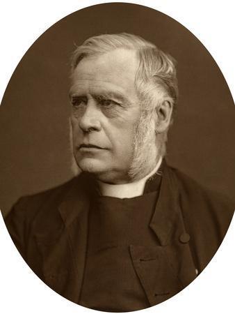 James Atlay, Bishop of Hereford, 1878