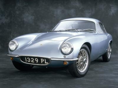 1962 Lotus Elite Car
