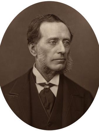 Sir Francis Leopold Mcclintock, Admiral, 1878