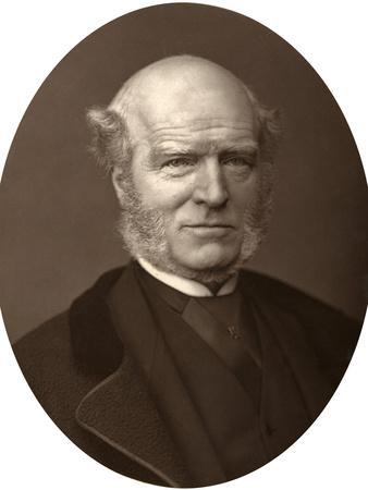 Thomas Hughes, 1880