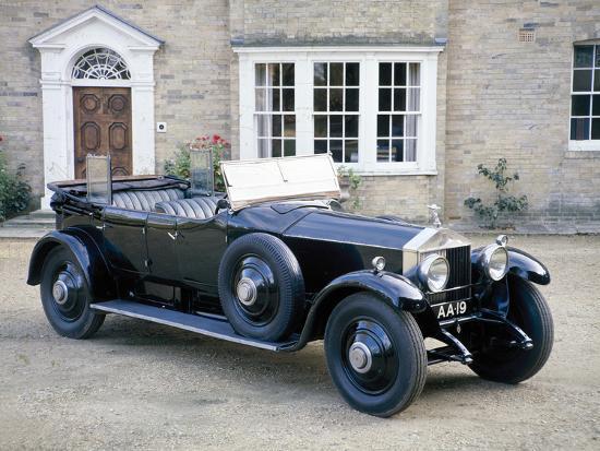 1925 Rolls Royce Phantom >> A 1925 Rolls Royce Phantom I