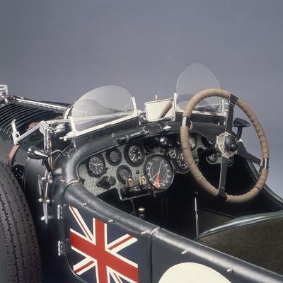1931 Bentley 4.5 Litre Supercharged