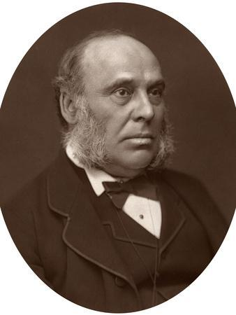 The Right Hon William Henry Smith, Mp, 1881