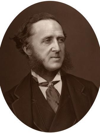 Viscount Sandon, Mp, 1878