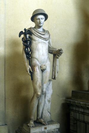 Hermes, Greek God