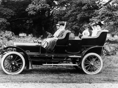 1906 Thornycroft 30 Hp Car, (C1906)