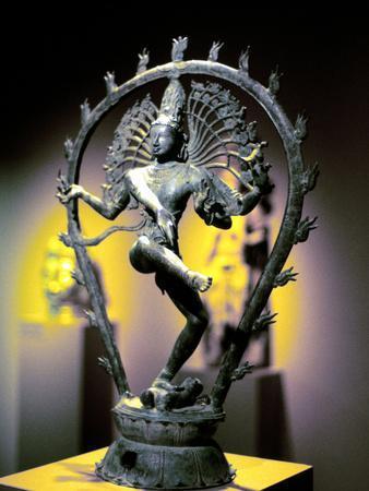 Bronze Figure of Shiva, Tamil Nadu, India, 950