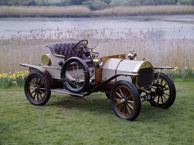 A 1909 Humber 8Hp