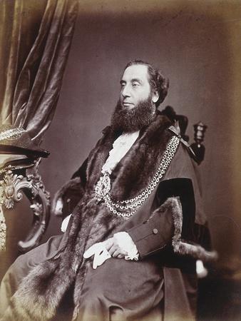 Sir John Whittaker Ellis, C1865