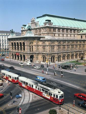 The Opera House, Vienna, Austria