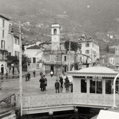 View of Moltrasio on the Shore of Lake Como, Italy, 20th Century
