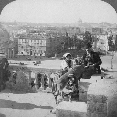 Rome, Italy, 1905