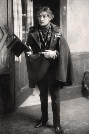 John Martin-Harvey (1863-194), English Actor, Early 20th Century