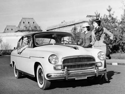 Fiat 1900A, C1954-C1958