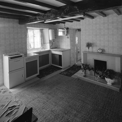 Cottage Interior, Harlington, South Yorkshire, 1964