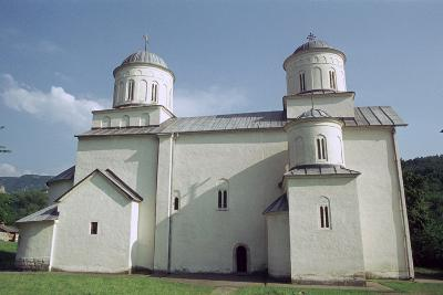 Mileseva Monastery, Near Prijepolje, South-West Serbia