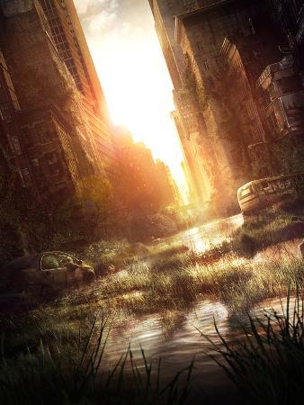 Last of Us: Key Art