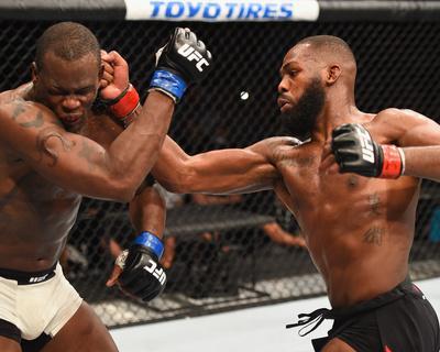 UFC 197: Jones v Saint Preux