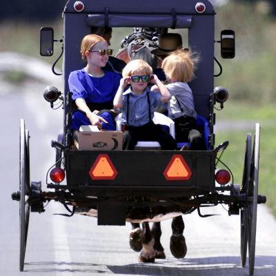 Amish Children Sport Fashion Sunglasses