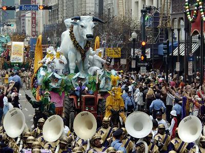 The Beouf Gras
