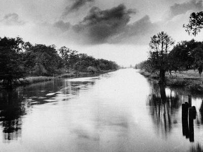 The Bayou Teche in Louisiana