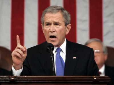 President Bush Delivers His Fifth State of the Union Speech