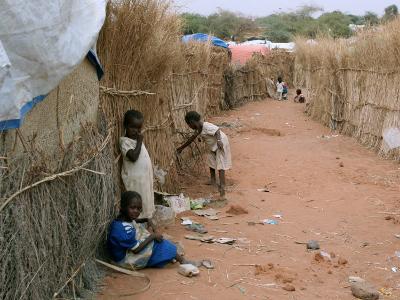 Sudanese Children Play