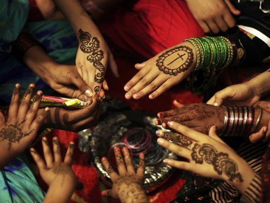 how to make henna paste for hands