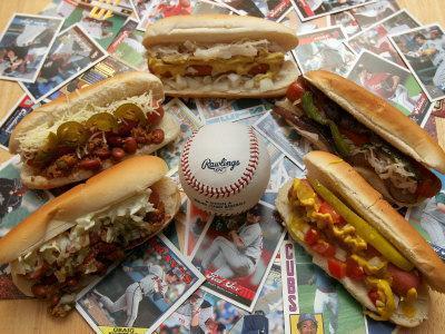 Baseball Hot Dogs
