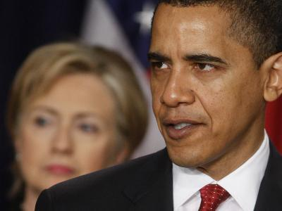 President Obama, Hillary Clinton at His Side, Announces New Strategy for Afghanistan and Pakistan