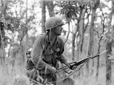 Vietnam War Ia Drang Battle Rescorla