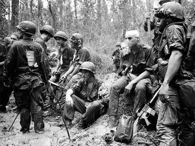 Vietnam War - U.S. Army Zone D
