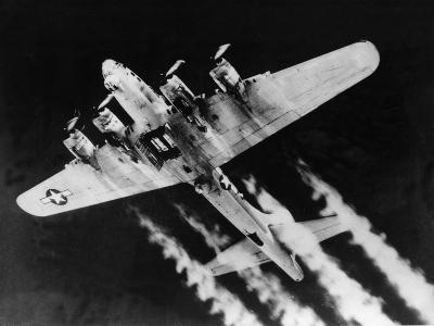 WWII USAF Flying Fortress