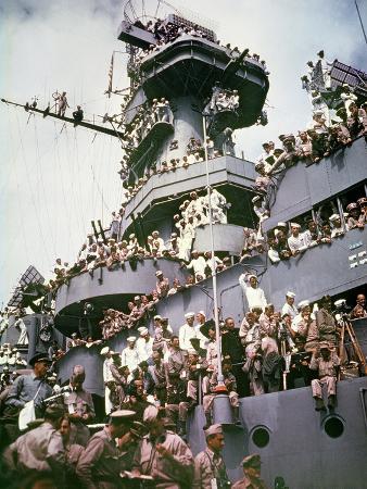 WWII Japan Surrender