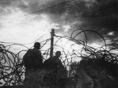 WWII German Soldier Frontline