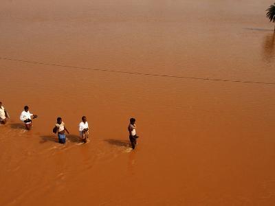 APTOPIX India Floods