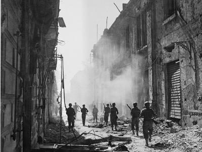 WWII U.S. Invasion Italy
