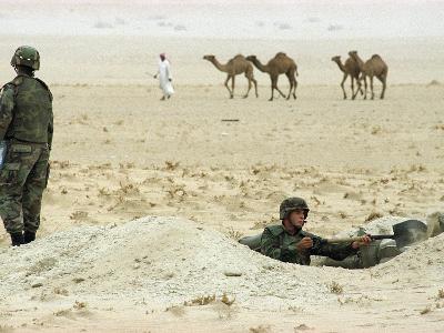 Kuwait US Intervention 1994