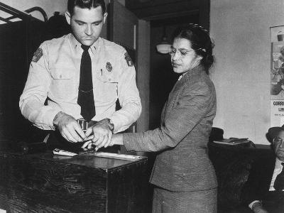 Rosa Parks Indicted 1956