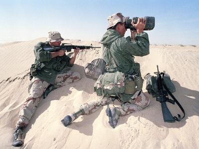 U.S. Marines Saudi Arabia