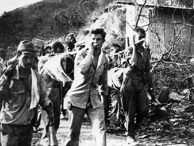 WWII Bataan Death March