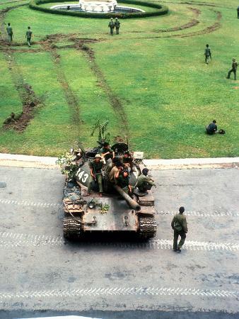 Vietnam Capture Tanks
