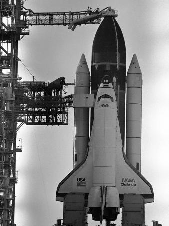 Space Ships Shuttle Challenger Flight II